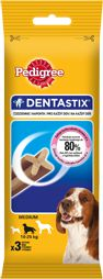 Delicacy Pedigree Dentastix Medium 1pc (77 g ) barība suņiem