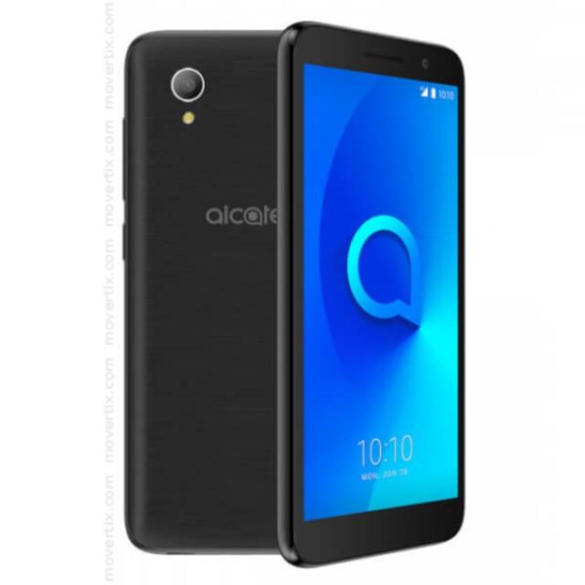 Alcatel 1 5033D Metallic Black Mobilais Telefons