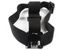 PRO-mounts PRO-mounts HeadStrap Mount+ - PM2015GP23 Sporta kameru aksesuāri