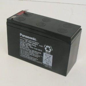 Panasonic Battery for UPS 12V-45W / cl. - Faston 250 UP-VW1245P1 UPS aksesuāri