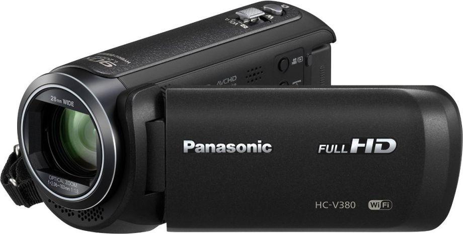 HC-V380 black Video Kameras
