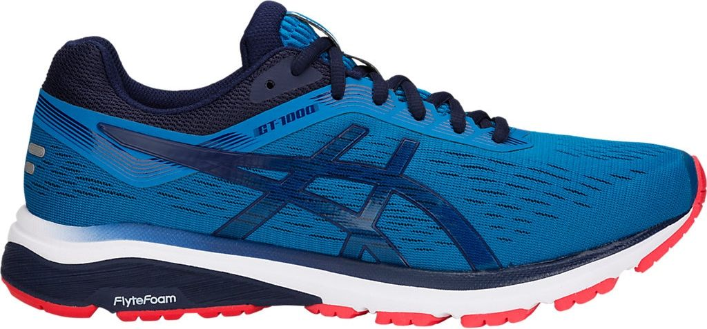 Asics GT-1000 7 Race Blue / Peacoat men's shoes 44 (1011A042-400)
