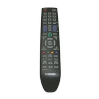 Samsung Remote Commander pults