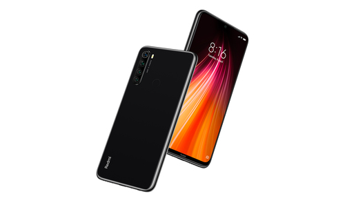 Xiaomi Redmi Note 8 4GB/128GB space black Mobilais Telefons