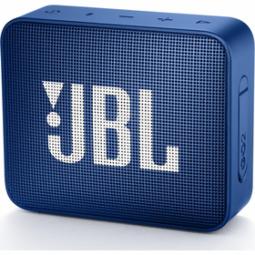 JBL Go 2, compact portable speaker with battery, IPX7 waterproof, Blue pārnēsājamais skaļrunis