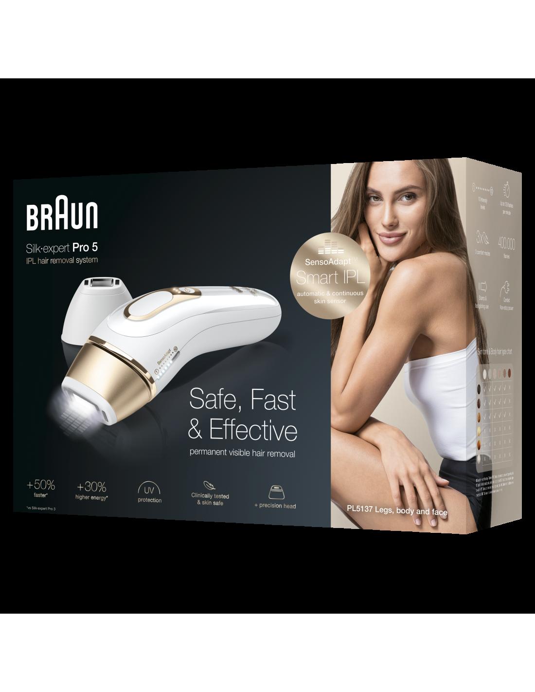 Braun Silk-expert Pro PL 5137 Epilators