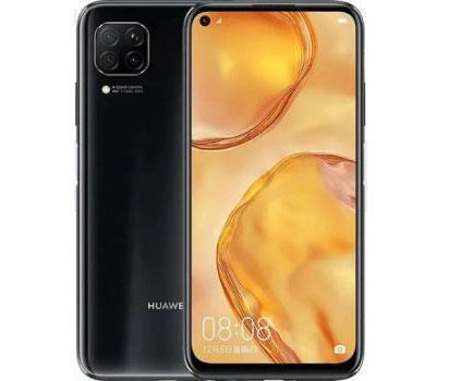 MOBILE PHONE P40 LITE/2SIM BLACK HUAWEI P40LITE6/1282SIMBLACK Mobilais Telefons