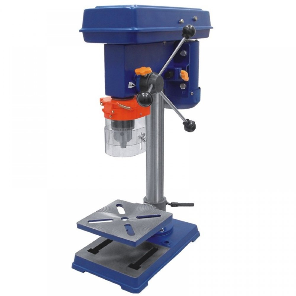 Dedra Bench drill 500W 3-16mm 9 speeds (DED7710) frēzes