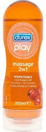 Durex Play Intimate 2in1 massage gel stimulating Guarana