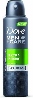 Dove Antiperspirants Men Care Extra Fresh antiperspirant spray 150 ml