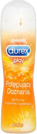 Durex Play Intimate gel intensifying and warming sensations
