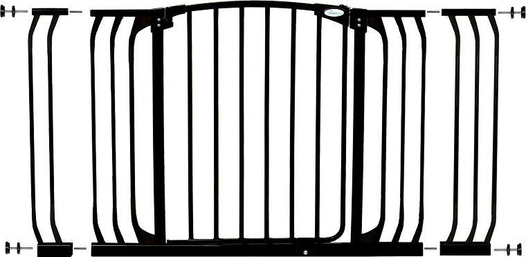 Dreambaby Chelsea Gate Combo Set (W: 97-106cm x H: 75cm) + extensions 9cm, 18cm