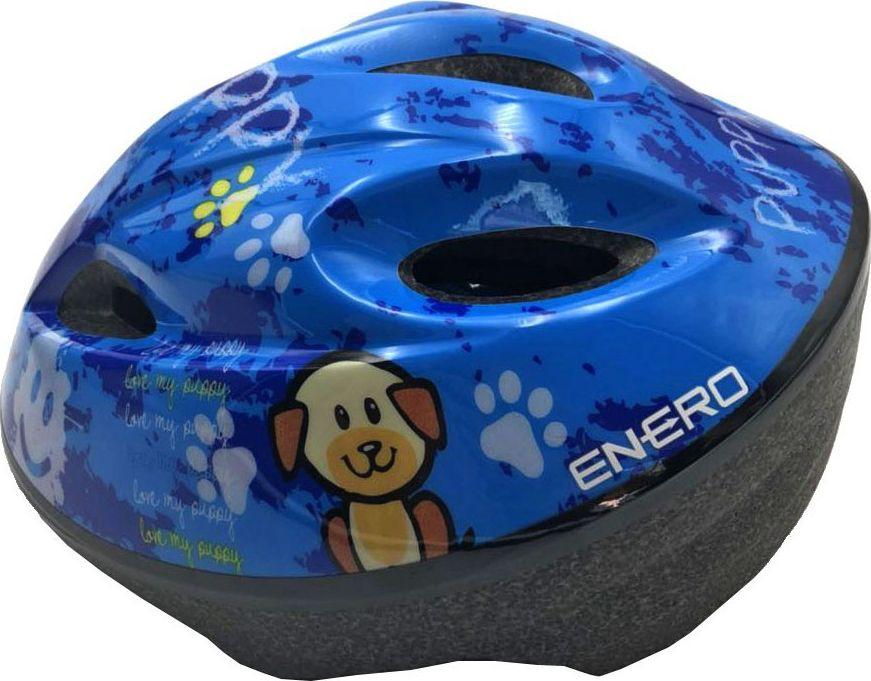 Enero Children's Bicycle Helmet Adjustable Enero Puppy RL (51-53cm)