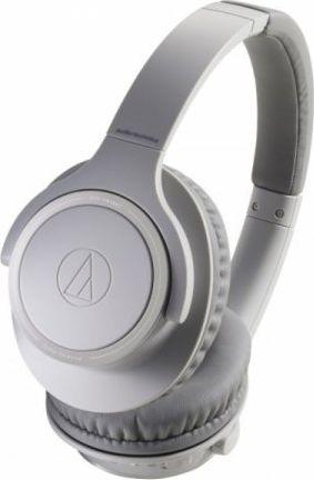 Audio Technica ATH-SR30BTGY Headband/On-Ear, Bluetooth, Microphone, Grey, Wireless austiņas