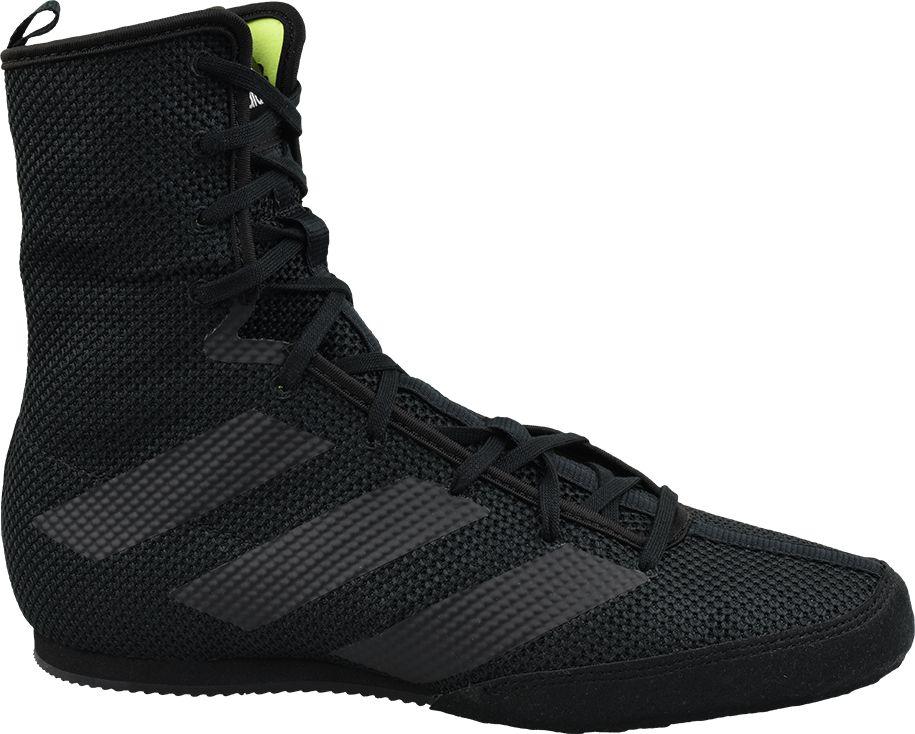 Adidas Men's Box Hog 3 Shoes Black. 44 (F99921)