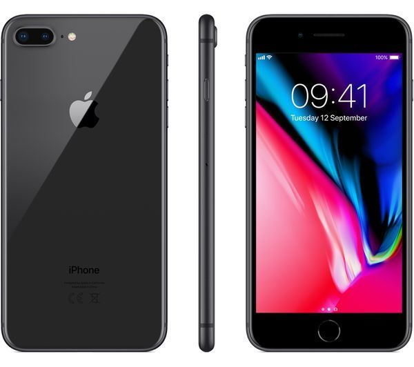 Apple IPhone 8 Plus 64GB Space Grey Mobilais Telefons