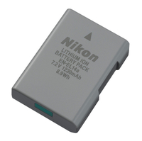 EN-EL14a Battery/Lithium-Ion f D3100 VFB11402 Battery foto, video aksesuāri