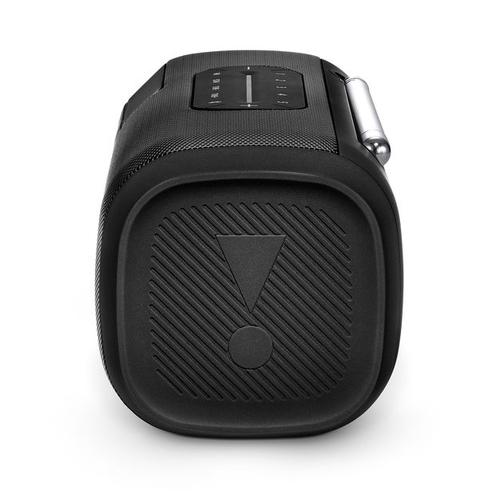 JBL Tuner black radio, radiopulksteņi