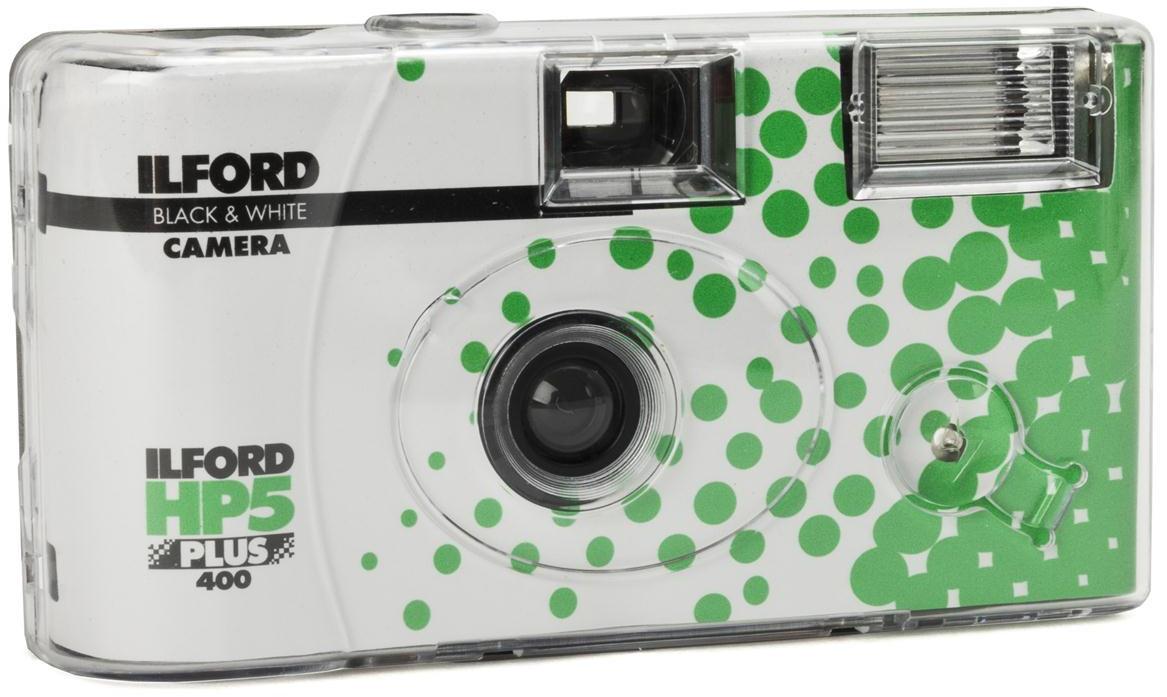 Ilford vienreizlietojamā kamera HP5 Plus 24+3 1174168 Digitālā kamera