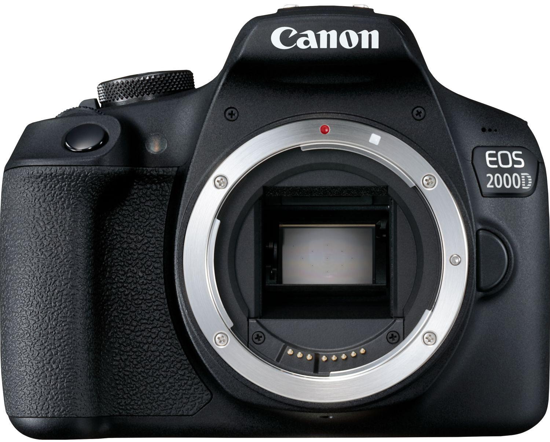 Canon EOS 2000D Body Spoguļkamera SLR