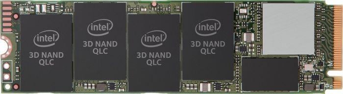 INTEL SSD 660P 1TB M.2 PCIe 3.0 x4 SSD disks