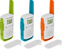 Motorola TALKABOUT T42 Triple rācijas