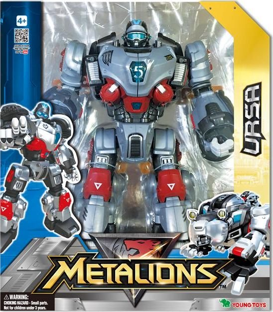 Young Toys Metalions Ursa