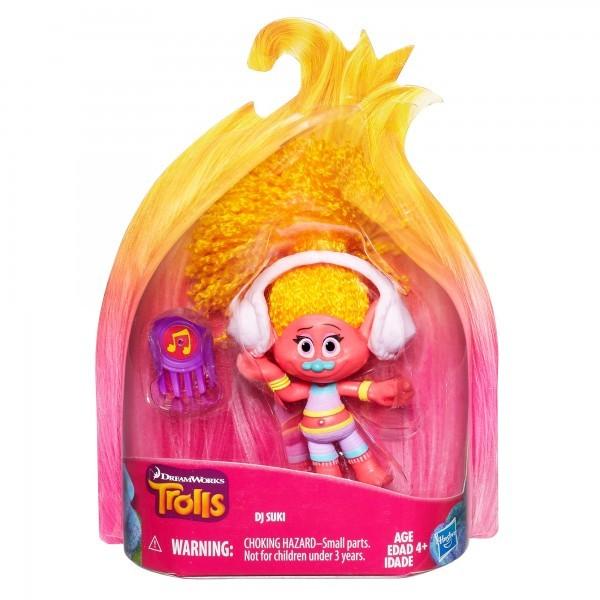 Hasbro Trolls DJ Suki B7348 bērnu rotaļlieta