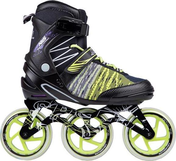NILS Extreme Roller Skates NA1206 black size 43 Skrituļslidas