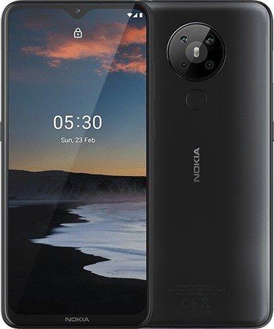 Nokia 5.3 64GB Charcoal Mobilais Telefons