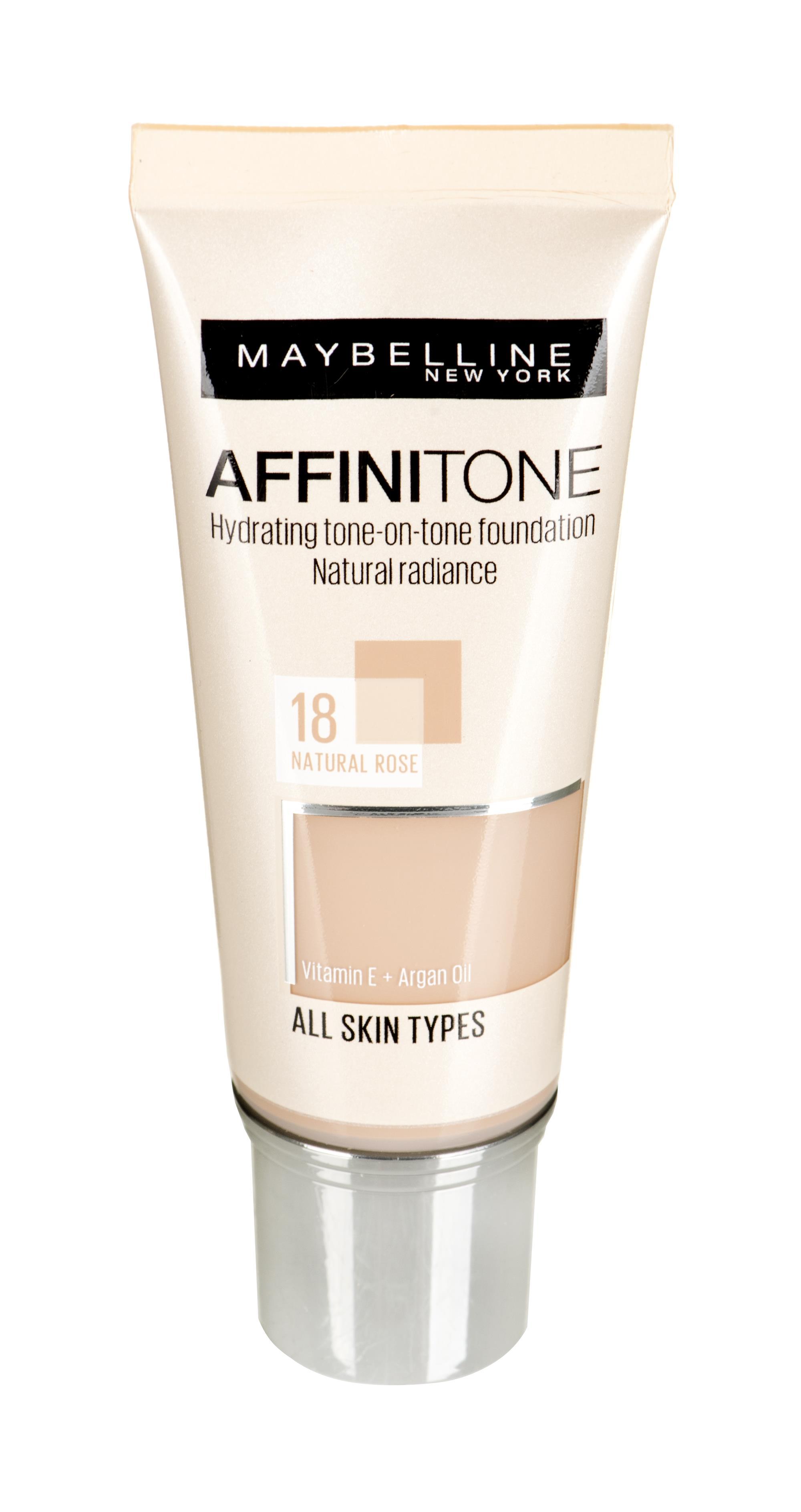 Maybelline Affinitone Makeup  30ml Women tonālais krēms