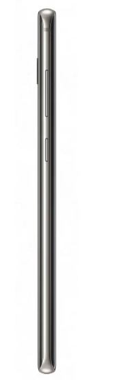 Smartphone GALAXY S10+ Dual Sim 128GB Ceramic Black SM-G975FCKDXEO Mobilais Telefons