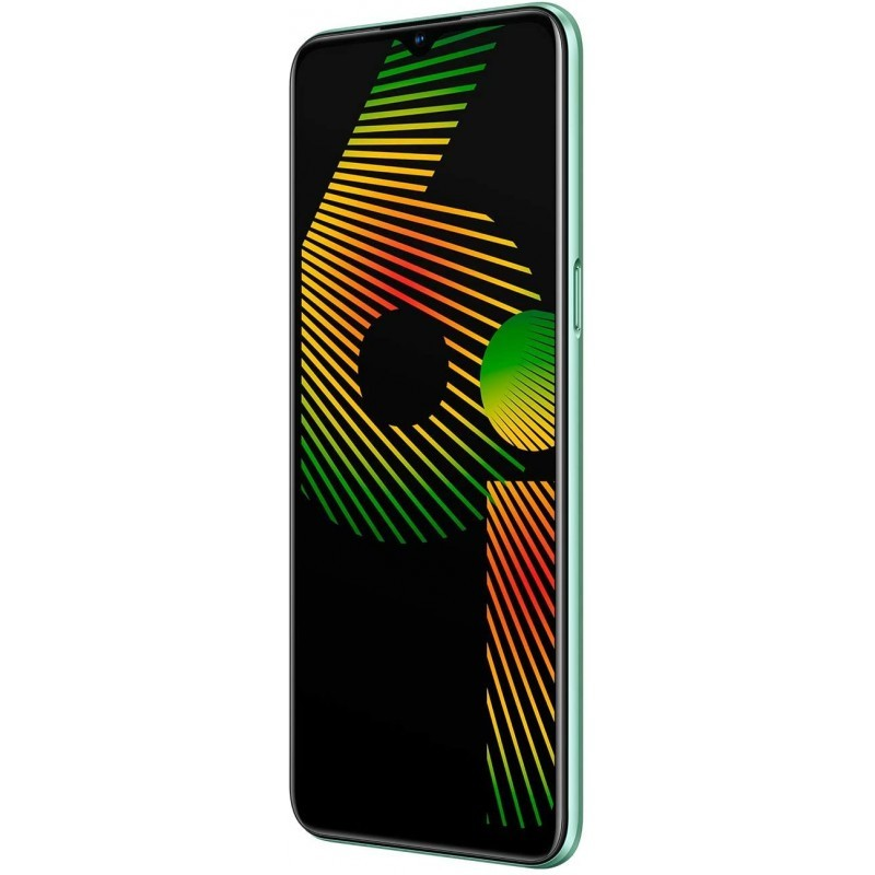 Realme 6i 4GB/128GB Green Tea Mobilais Telefons