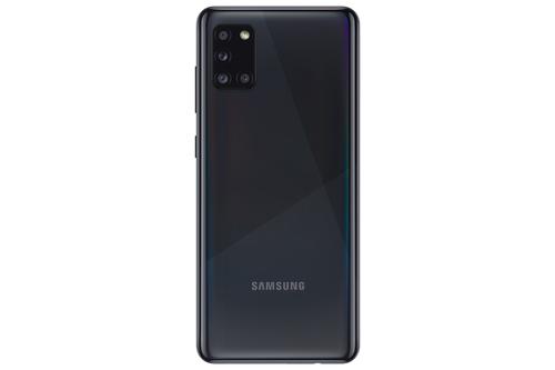 Samsung  Galaxy A31 4GB/64GB Black Mobilais Telefons