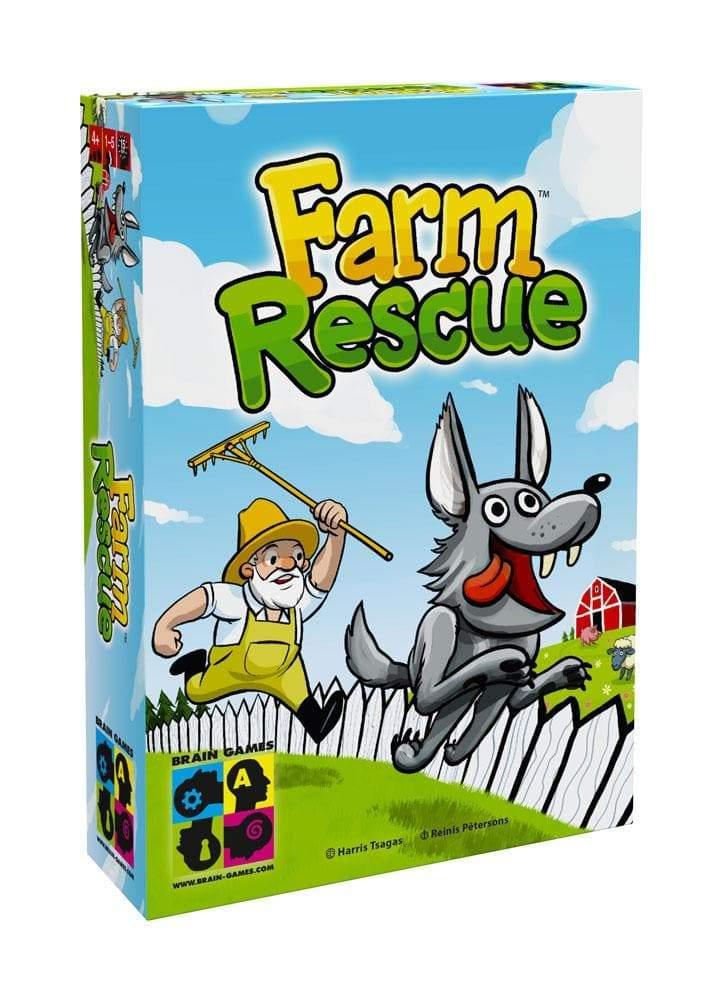 Brain Games Farm Rescue galda spēle
