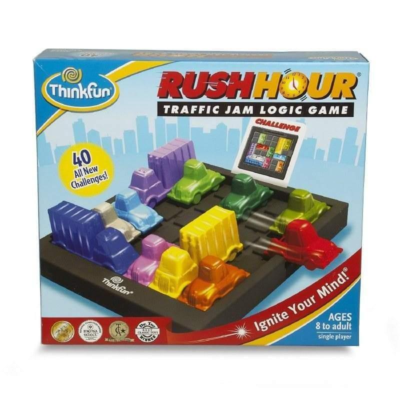 Brain Games Rush Hour galda spēle