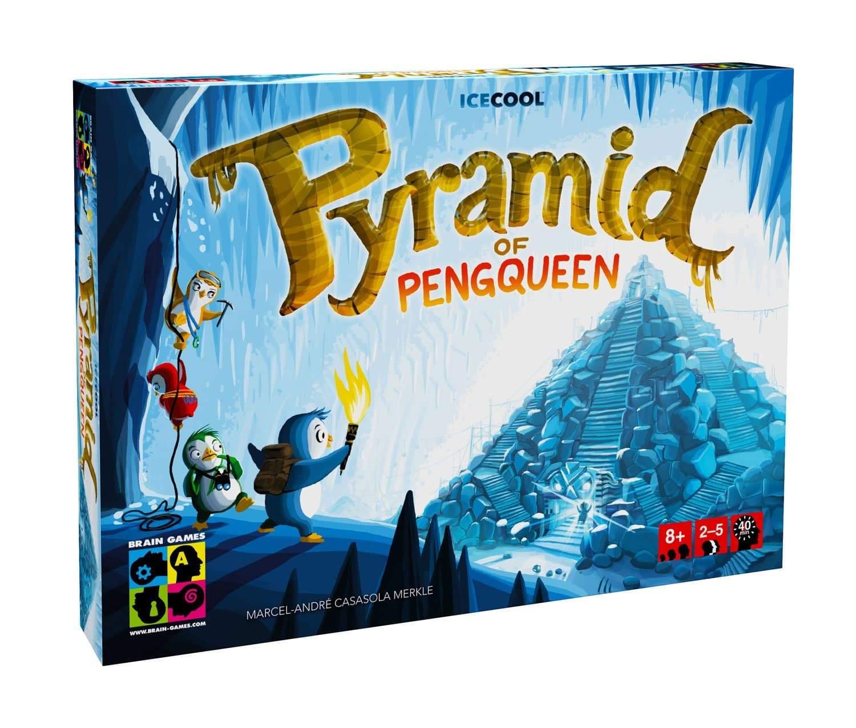 Brain Games Pyramid of Pengquee galda spēle