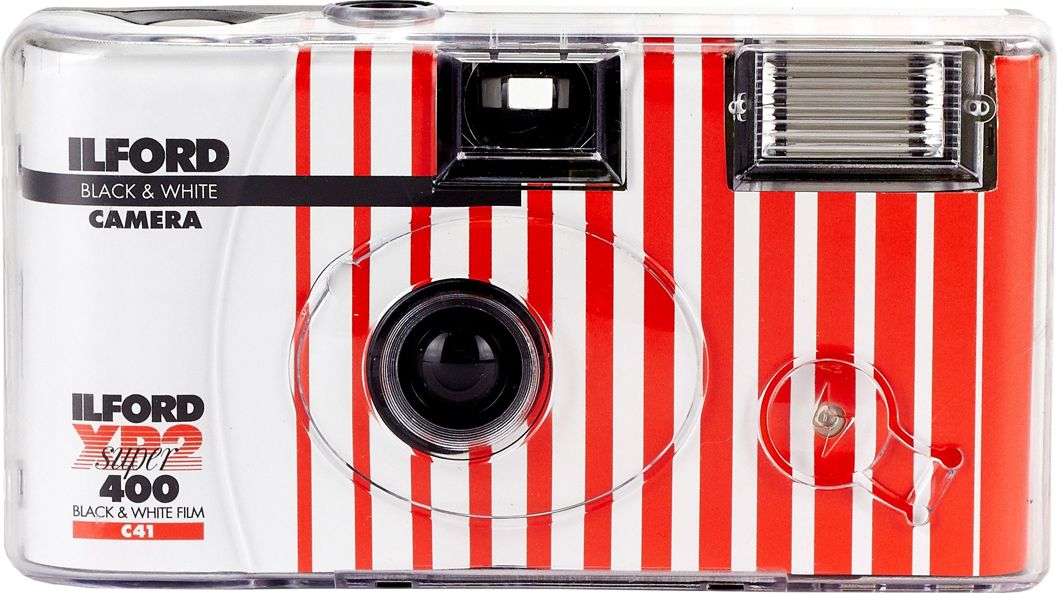 Ilford vienreizlietojamā kamera XP2 400/27 Digitālā kamera