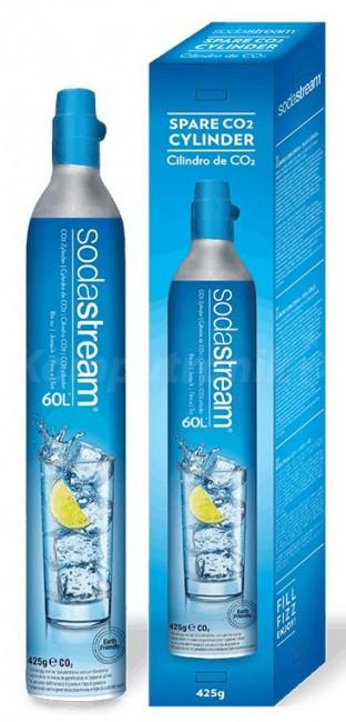 Sodastream Steel Cylinder Spare 60l Virtuves piederumi