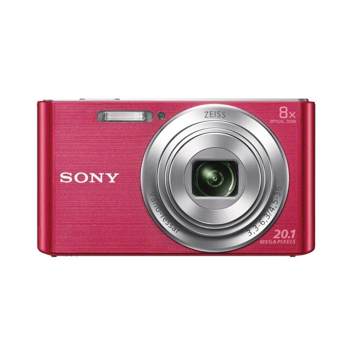 Sony DSC-W830 pink Digitālā kamera