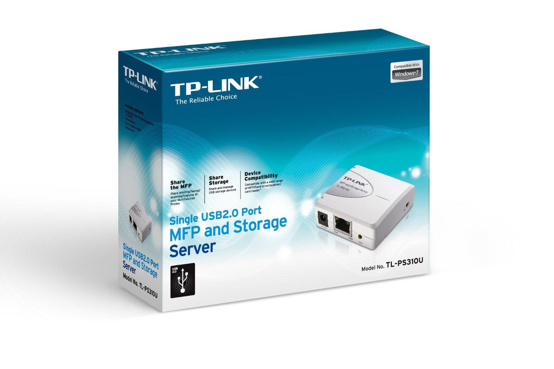 TP-LINK TL-PS310U Printserveris