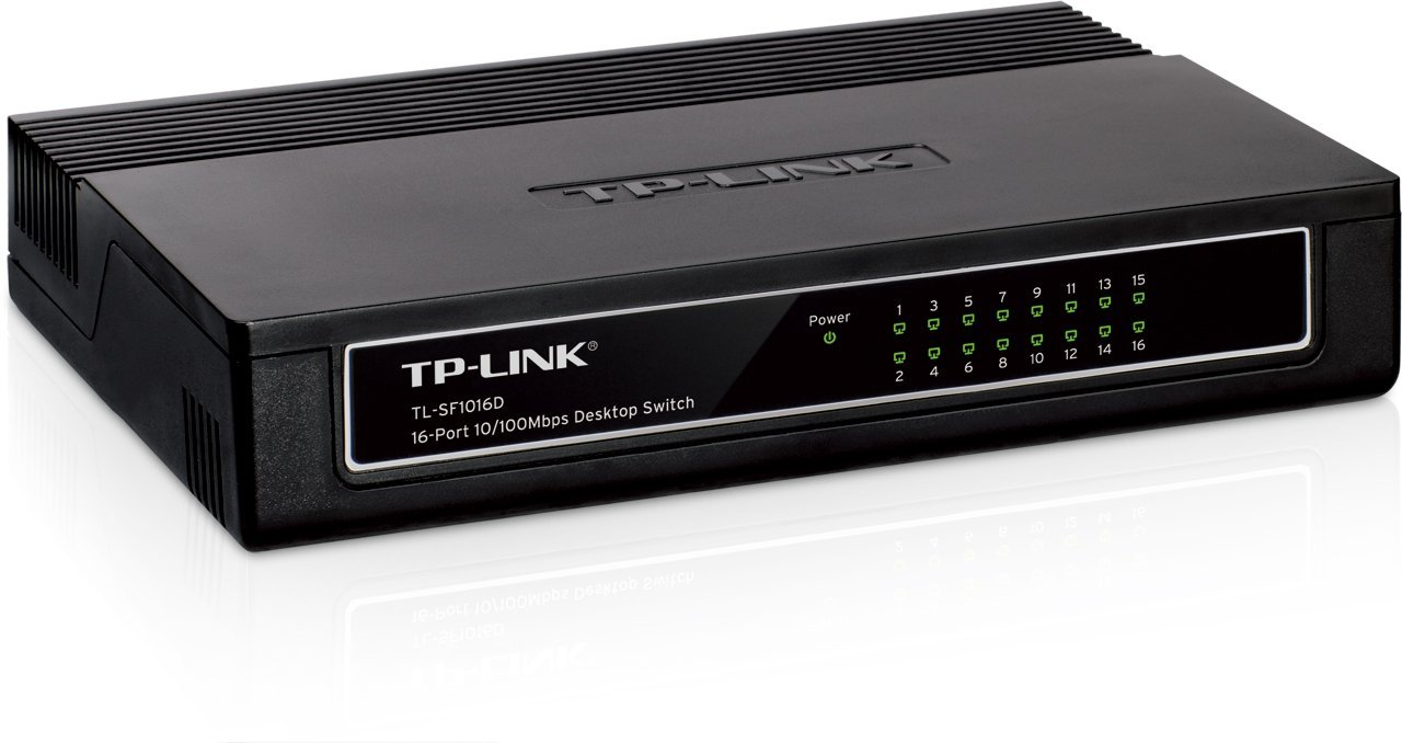 TP-LINK TL-SF1016D komutators