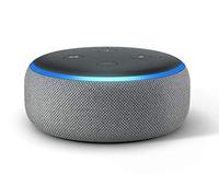 Amazon Echo Dot 3 light grey Intelligent Assistant Speaker dvd multimēdiju atskaņotājs