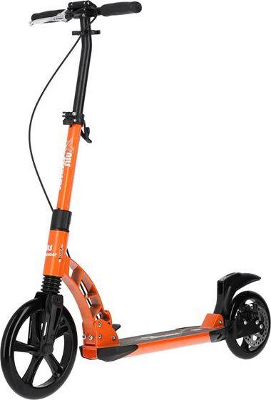 NILS ENILS Extreme Scooter with disc brake Nils Extreme HA250T orange PU250mm Skrejriteņi