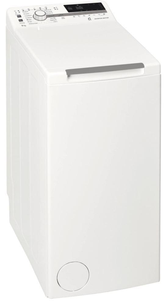 Top-loading washing machine Whirlpool TDLR7221BSEUN TDLR7221BSEUN Iebūvējamā veļas mašīna