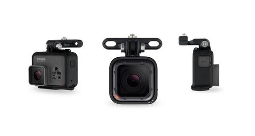 GoPro Pro Seat Rail Mount AMBSM-001 Sporta kameru aksesuāri