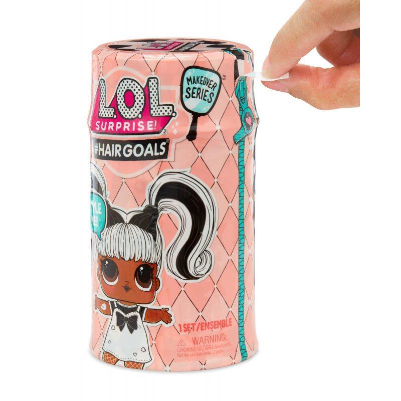 MGA LOL L.O.L. Surprise Hairgoals (ir uz vietas) bērnu rotaļlieta