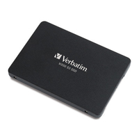 Verbatim Vi550 S3 128 GB, Solid State Drive(black, SATA 6 Gb / s, 2.5