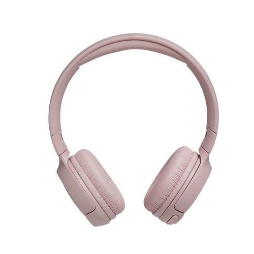 JBL on-ear austiņas ar Bluetooth, rozā JBLT500BTPINK austiņas