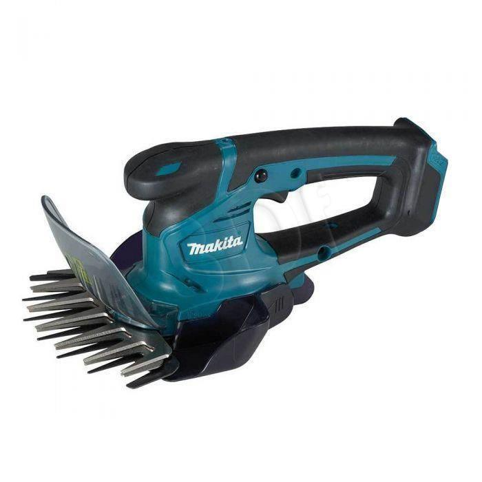 Makita UM600DZX 10.8V cordless grass shear/hedge trimmer, Lithium-Ion (Li-Ion) (bez akumulatora un lādētāja)